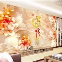 供应3D仿玉瓷砖背景墙 电视专用瓷砖背景墙
