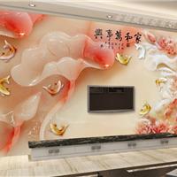 供应3D仿玉瓷砖背景墙 沙发专用瓷砖背景墙