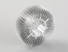 【灯饰散热器铝材】灯饰铝型材散热器加工