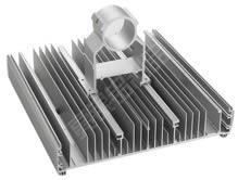 【铝型材散热器加工厂家】路灯散热器铝型材