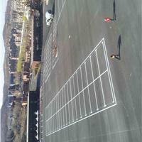 供应大连开发区交通设施停车场划线道路划线