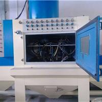 东莞迪砂供应输送式自动喷砂机