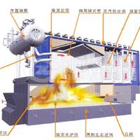 供应4吨燃煤锅炉改造为生物质锅炉