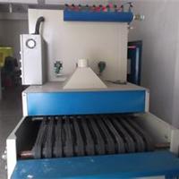 迪砂专业订做履带输送式自动喷砂机质量保证