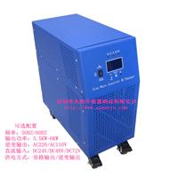 供应深圳太阳能纯正弦波逆变器48V-4KW