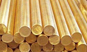 供应国标H59黄铜棒、H62易切削黄铜棒