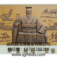 供应人物浮雕,名人伟人浮雕制作厂家,铸铜