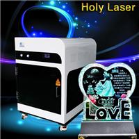 3D立体激光内雕机