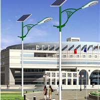 山东隆昌灯饰供应6m太阳能LED路灯