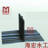 供应用于钢制闸门密封好平板止水带
