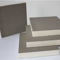 供应双面水泥基外墙聚氨酯板