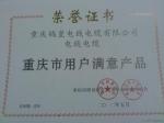 重庆市用户满意产品