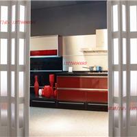 供应南京PVC折叠门PVC折叠门帘豪华型折叠门