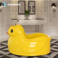 供应尚雷仕儿童浴缸小黄鸭