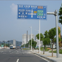 河北高速公路标志杆胜翔荣誉出品