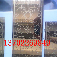 不锈钢钛金蚀刻板