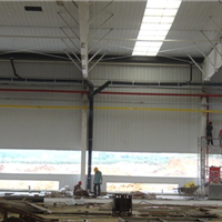 宣城大型建筑屋面HDPE虹吸式排水系统安装