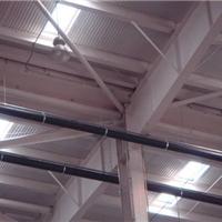 安徽六安钢结构厂房屋面HDPE虹吸雨水工程
