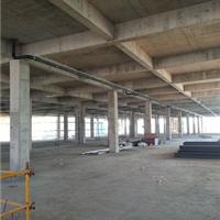 安徽安庆混凝土厂房屋面HDPE虹吸式排水工程