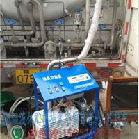供应荆门宏图液态天然气槽车补抽真空服务