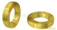 供应H62黄铜线、H65黄铜扁线、拉伸黄铜线