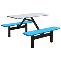宜昌YBLTCZY连体餐桌椅价格,连体餐桌椅厂家