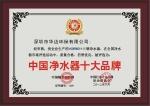 中国净水器十大品牌