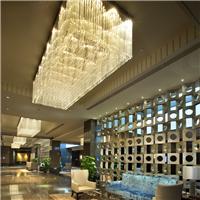 定制工程灯长方形水晶灯灯售楼部沙盘灯