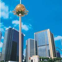 西安 20m自动升降式高杆灯供应