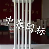 中春低碳环保钢制柱型暖气片散热器