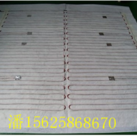 供应电热毯专用防火型无纺布电热片