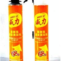 厂家直销聚氨酯发泡剂 填缝剂 无腐蚀 环保
