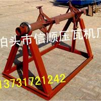 供应加宽1.25米彩涂卷放料架,简易铁皮支撑