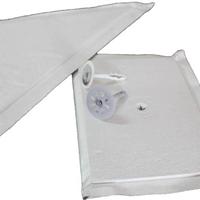STP保温板无机纤维真空保温板