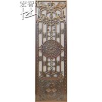 中高档铝铜雕刻 不锈钢门门花 门花配件