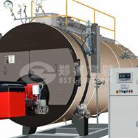 供应燃油锅炉和燃气锅炉的燃烧特点分析