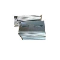 镀锌铁板,钢梁,预埋铁板。
