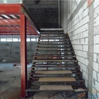 供应宁波北仑区钢结构楼梯/阁楼厂家