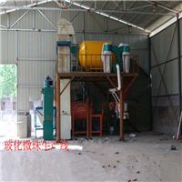 供应保温砂浆生产线(三次混合)
