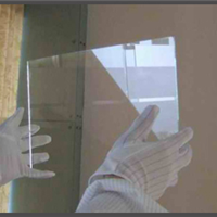 德国肖特减反射玻璃 肖特画框不反光玻璃