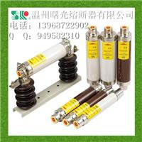 温州曙光专业生产XRNT-12KV/80A高压熔断器