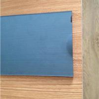 供应福特蓝膜百叶窗玻璃