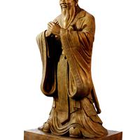 石雕的发展历史 雷锋雕像