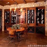 墨洛歌美式酒架