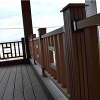 长期供应木塑栅栏 ,围栏