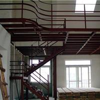 供应宁波钢结构铁艺楼梯钢结构阁楼制作