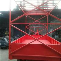 东莞定做叉车牵引平板车 厂区货物转运拖车