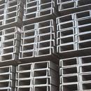 批发供应深圳市Q235槽钢、国标H钢厂家直销