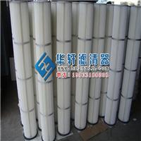 供应1.2米 1.5米 2米除尘滤芯 除尘器滤筒
