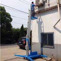 深圳酒店高空维修清洗单轨式铝合金升降机